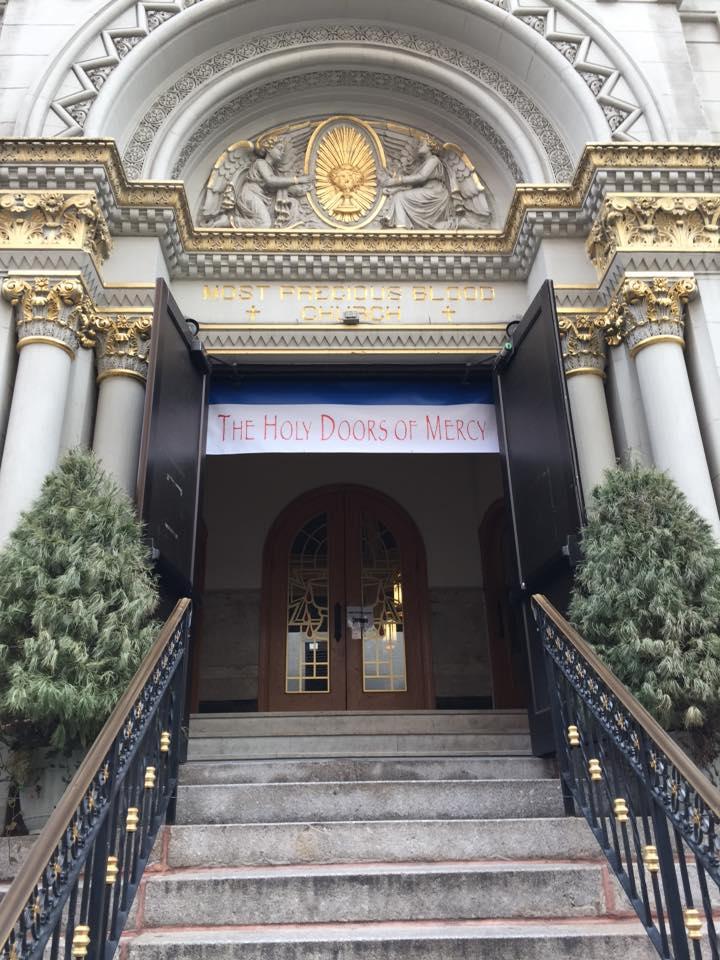 2- The Holy Doors of Mercy