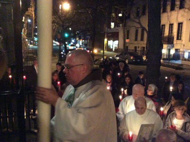 Easter Vigil 4-2015